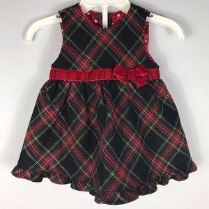 Infant Christmas Dress Children's Place 0-3 months